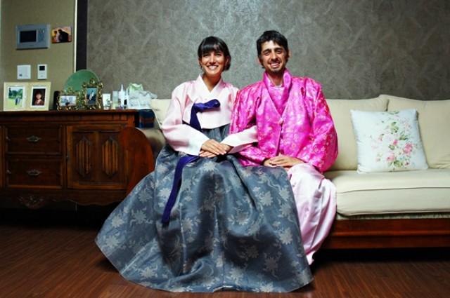 Hanbok, la vestimenta tradicional coreana