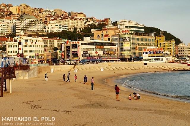Hongdae beach