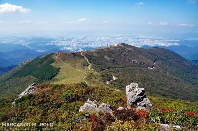 Parque Nacional Mudeungsan