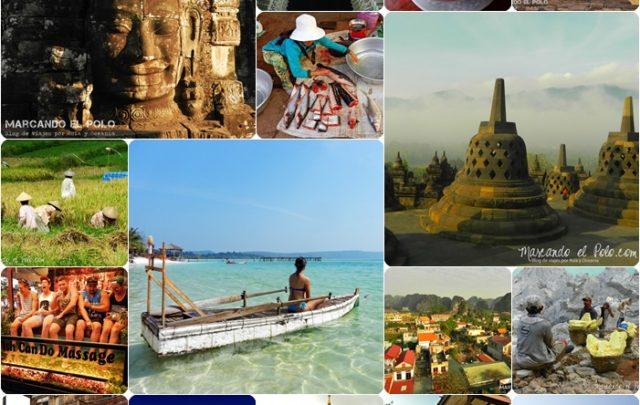 Viajar al Sudeste asiatico - Itinerario