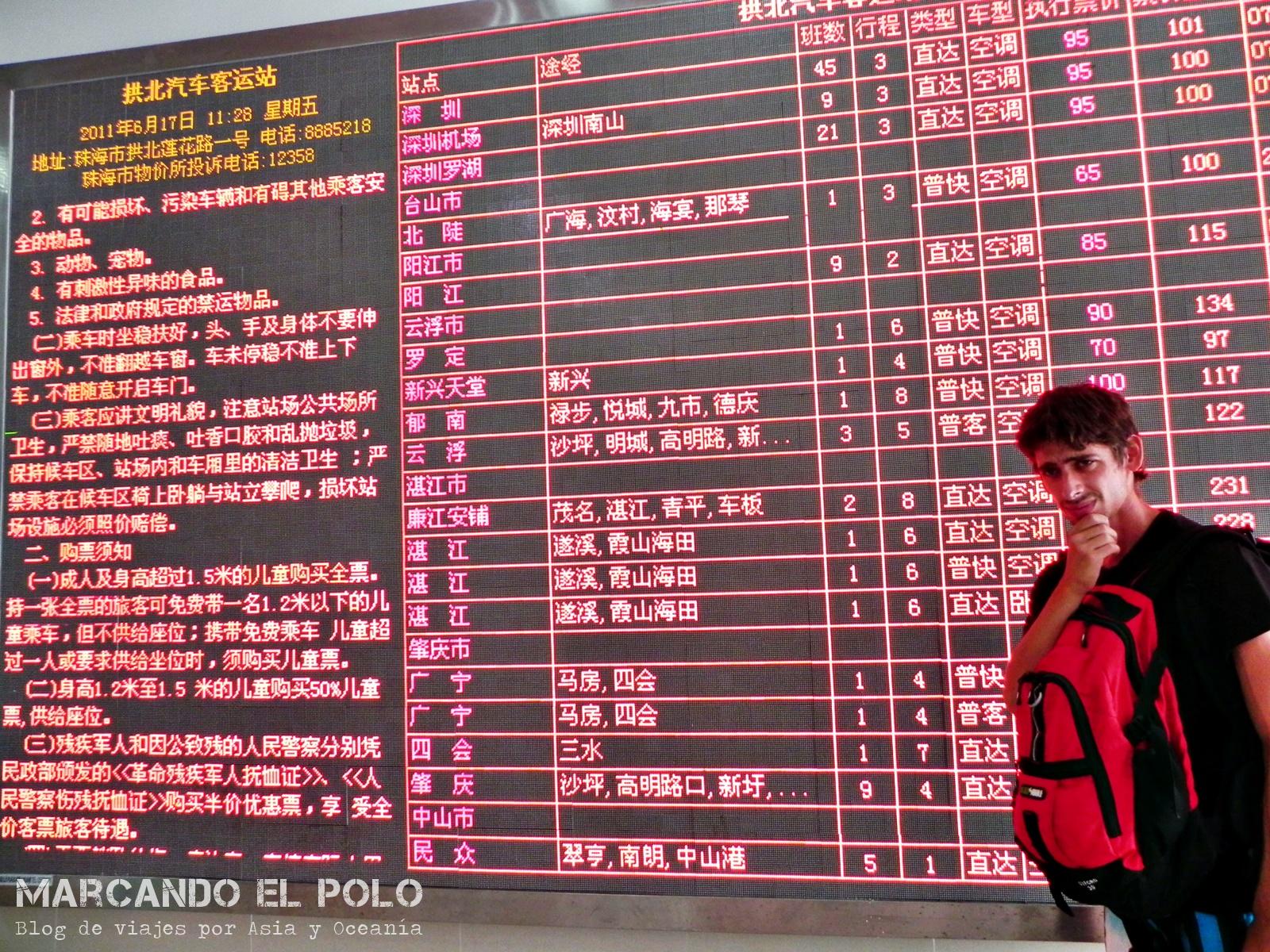 Como viajar por china sin hablar chino 12