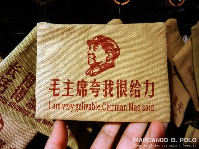Viajar a China sin hablar chino - chinglish