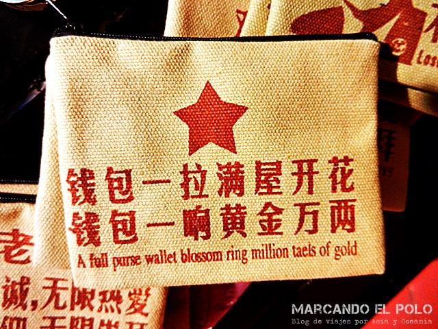 Viajar a China sin hablar chino - chinglish 2