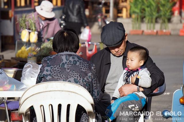 Supermercado chino abuelos