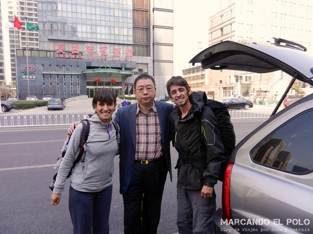 Autostop Viajar a dedo por China 13