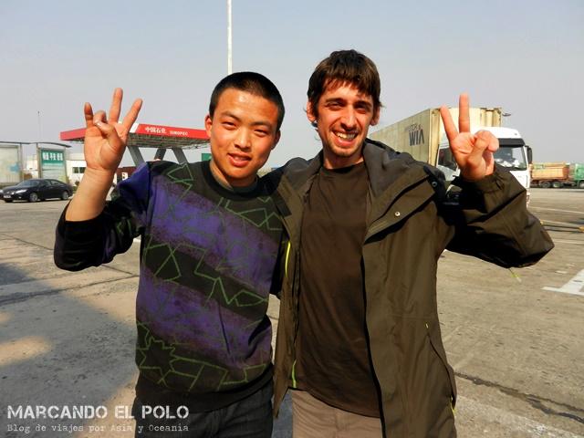 Autostop Viajar a dedo por China 14