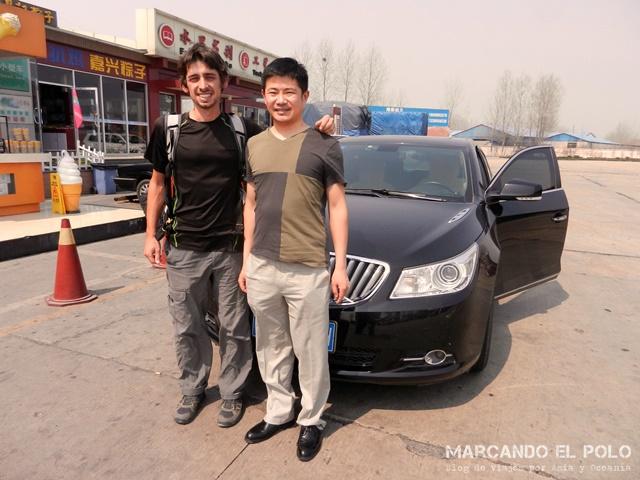 Autostop Viajar a dedo por China 16