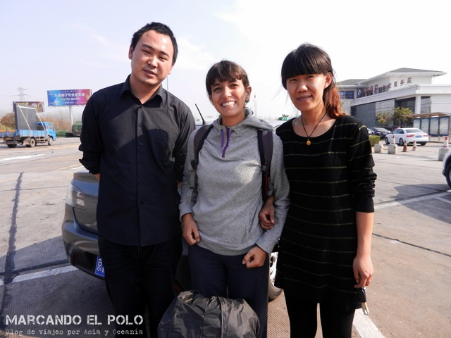 Autostop Viajar a dedo por China 17