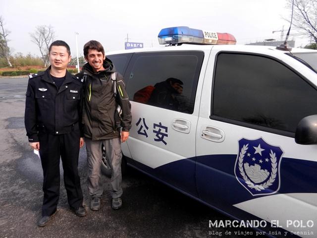 Autostop Viajar a dedo por China 19
