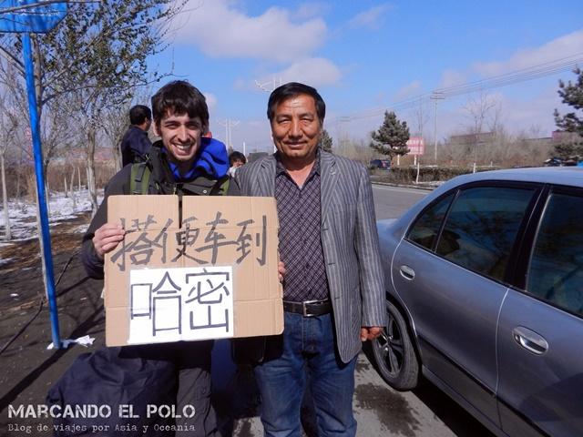 Autostop Viajar a dedo por China 23