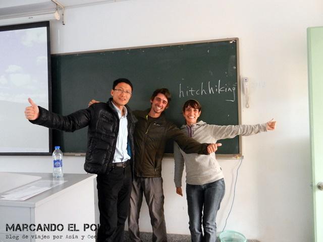 Viajar a China - Autostop viajar a dedo