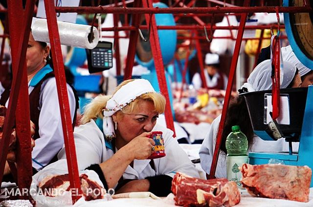 Mercado Almaty