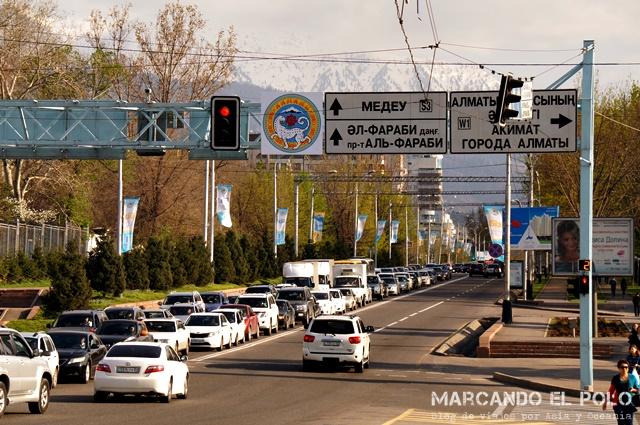 Almaty, KAzajistan