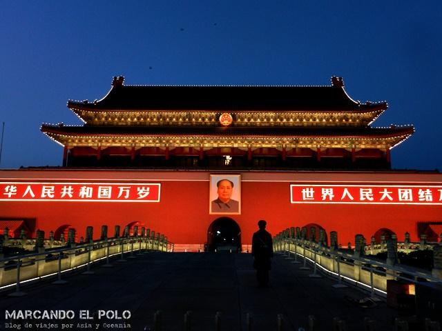 Consejos planear viaje por China - Ciudad Prohibida, Beijing