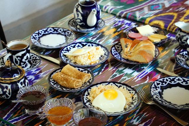 El desayuno está incluído, y es súper completo para poder empezar el día con todo.