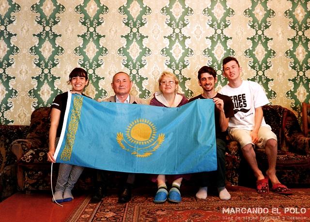 Couchsurfing en Almaty