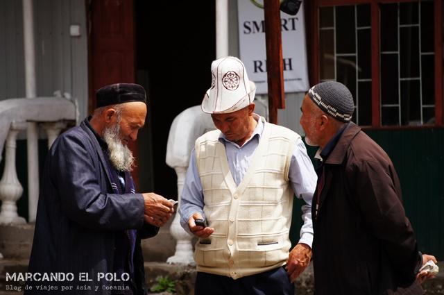 Viajar a Kirguistan
