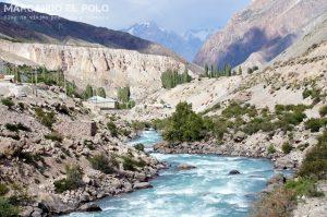Viajar a Tayikistan - Lago Iskanderkul