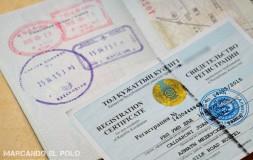 Visa para viajar a Kazajistan
