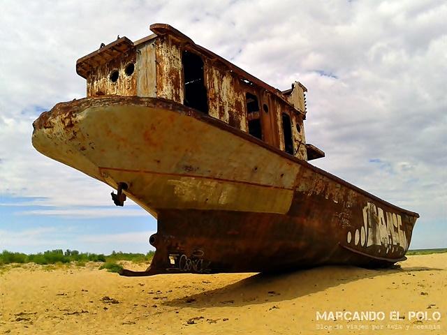Mar Aral Uzbekistan 15