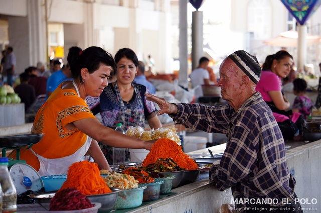 Viajar a Uzbekistan