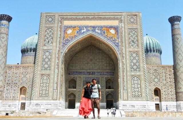 Viajar a Uzbekistan 40