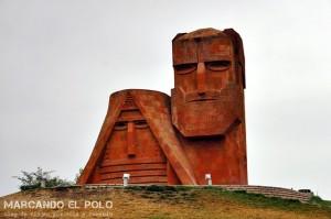 Viajar a Armenia - Stepanakert, Nagorno Karabakh