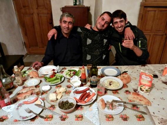 Nagorno Karabakh - hospitalidad