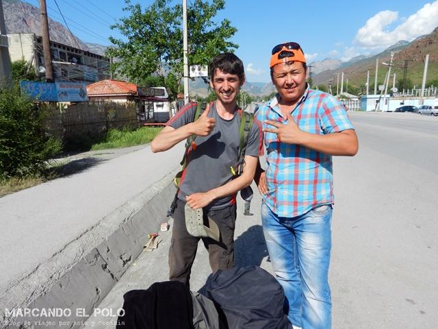 Viajar a dedo por Asia Central 12