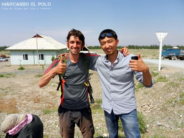 Viajar a dedo por Asia Central 15