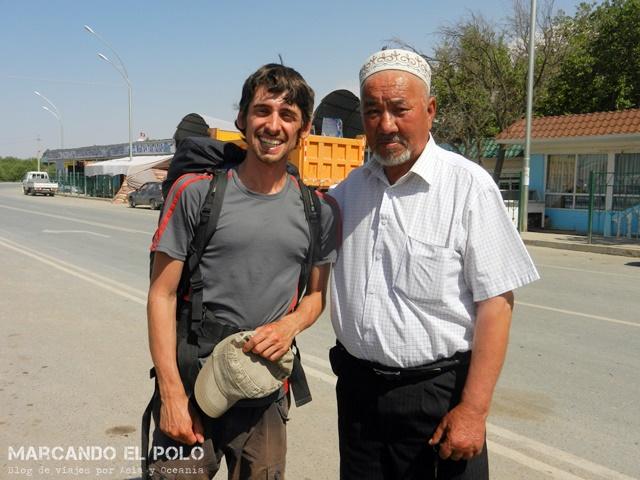 Viajar a dedo por Asia Central 16