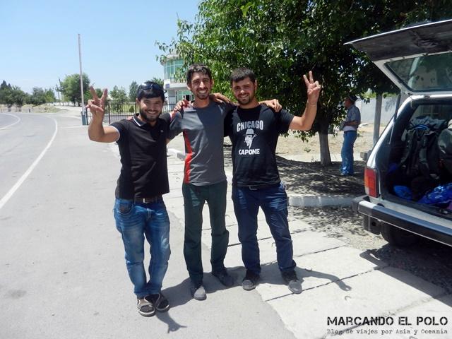 Viajar a dedo por Asia Central 20
