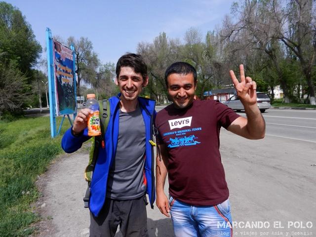 Viajar a dedo por Asia Central 26