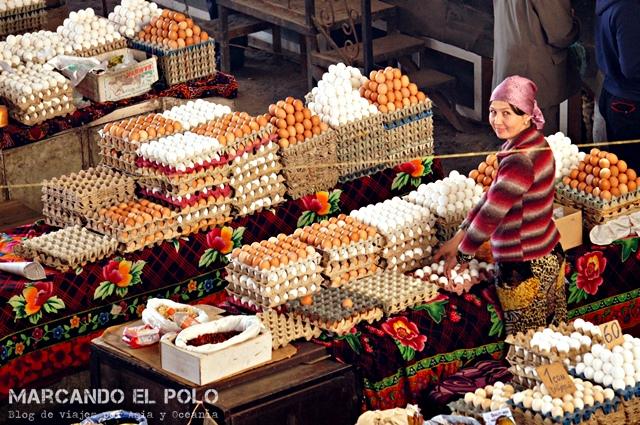 Si tenés cocina, comprar en los mercados es muy barato.