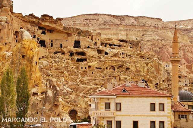Vaiajar a Cappadocia - Çavuşin
