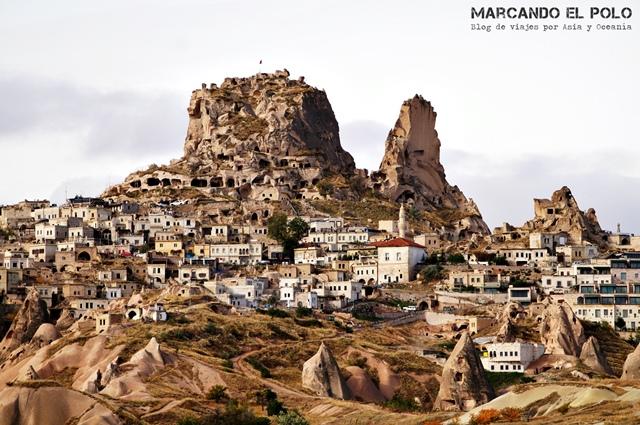 Vaiajar a Cappadocia - Uçhisar