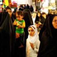 Mujeres en Iran