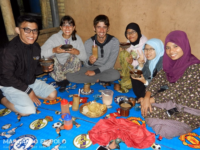 Couchsurfing en Indonesia