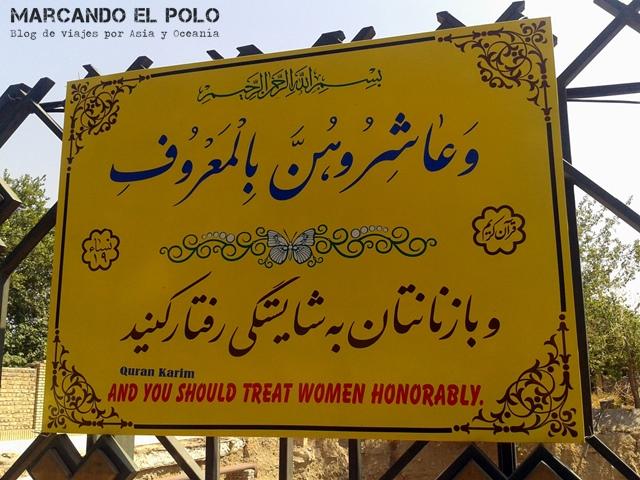 Mujeres en Iran 3