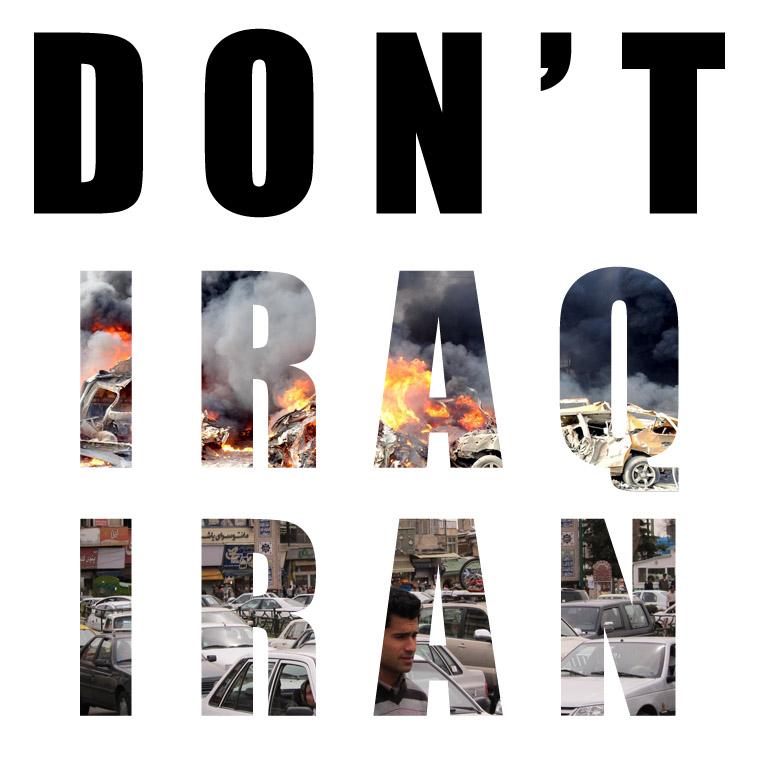 dont irak iran