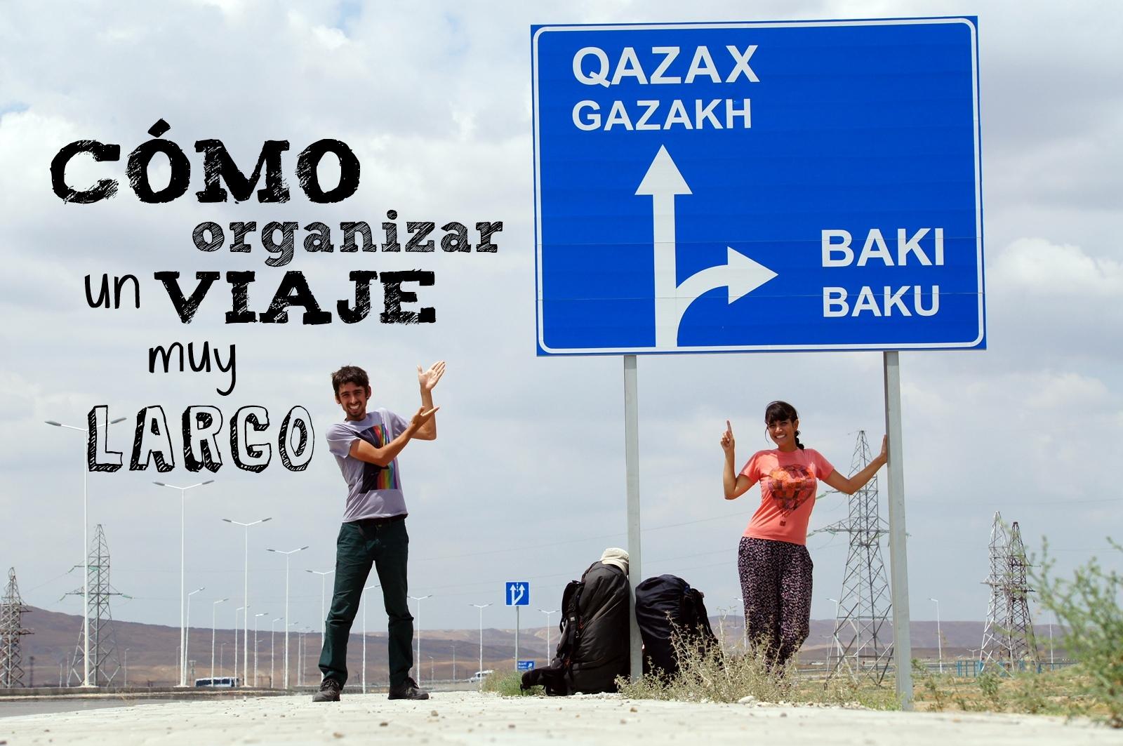 Como organizar uma longa viagem (curso online gratuito)