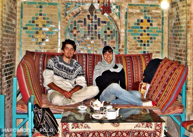 Juan y Daniela - Iran