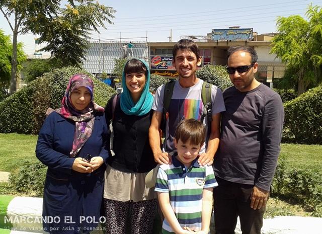 Mujeres en Iran 1