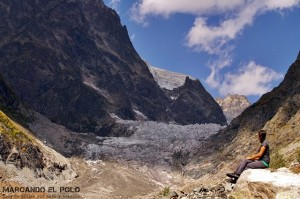 Que ver en Georgia - Glaciar en Svaneti