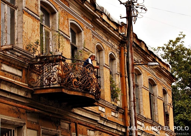 Barrio viejo - Tbilisi, Georgia