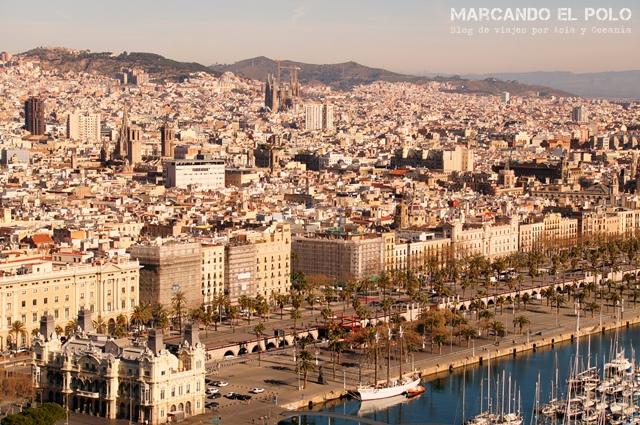 Barcelona... ¡Ja venim!