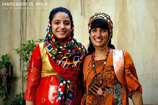 Uno de los mejores momentos en Kurdistán