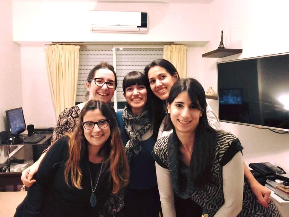 Con ellas :)