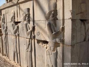 Viajar a Irán - Persepolis