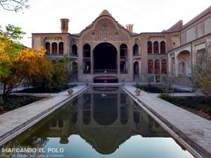 Viajar a Irán - Kashan